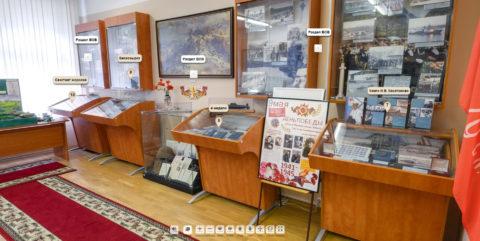 "3D panoramic of museum ""Legendary Sevastopol"""