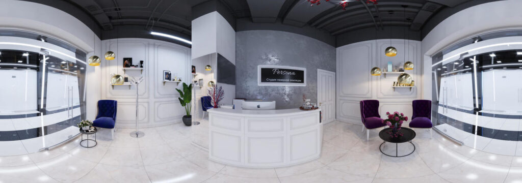 Panoramic videos and tours at 360 degrees