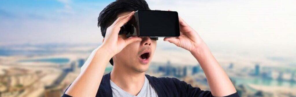 Video rotationally at 360 degrees