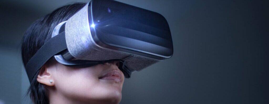 Panoramic VR video