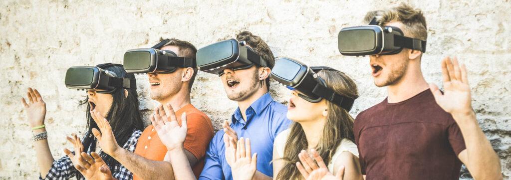How to make a virtual panorama