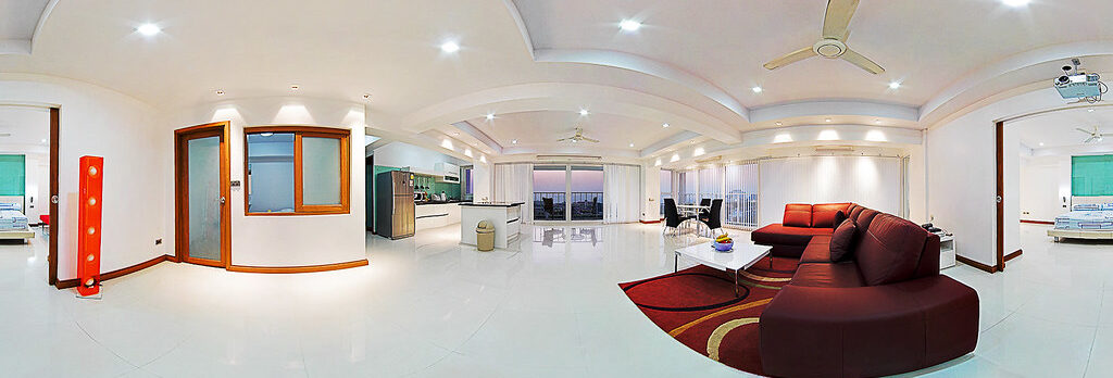 3D virtual tours of real estate objects