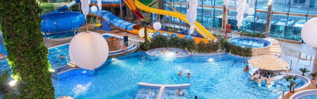 Virtual tour of the waterpark