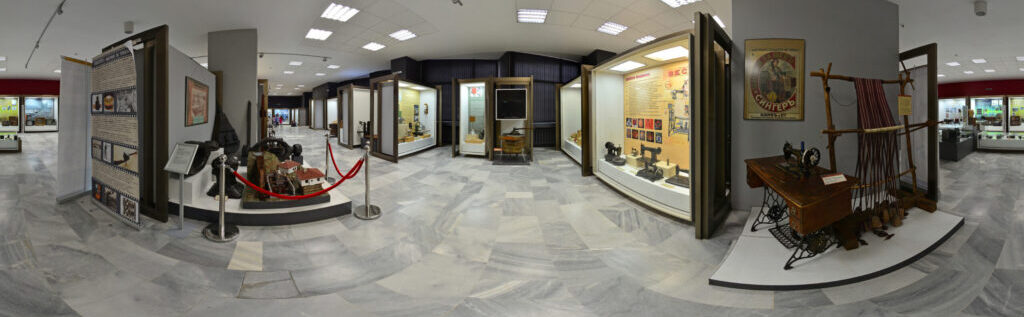 Virtual tour of the exhibition