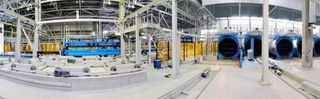 Virtual tour of the factory